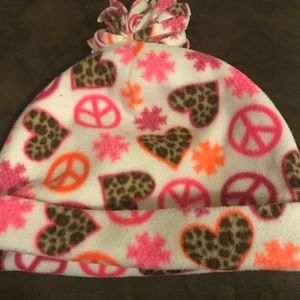 Other - Youth girls fleece hat